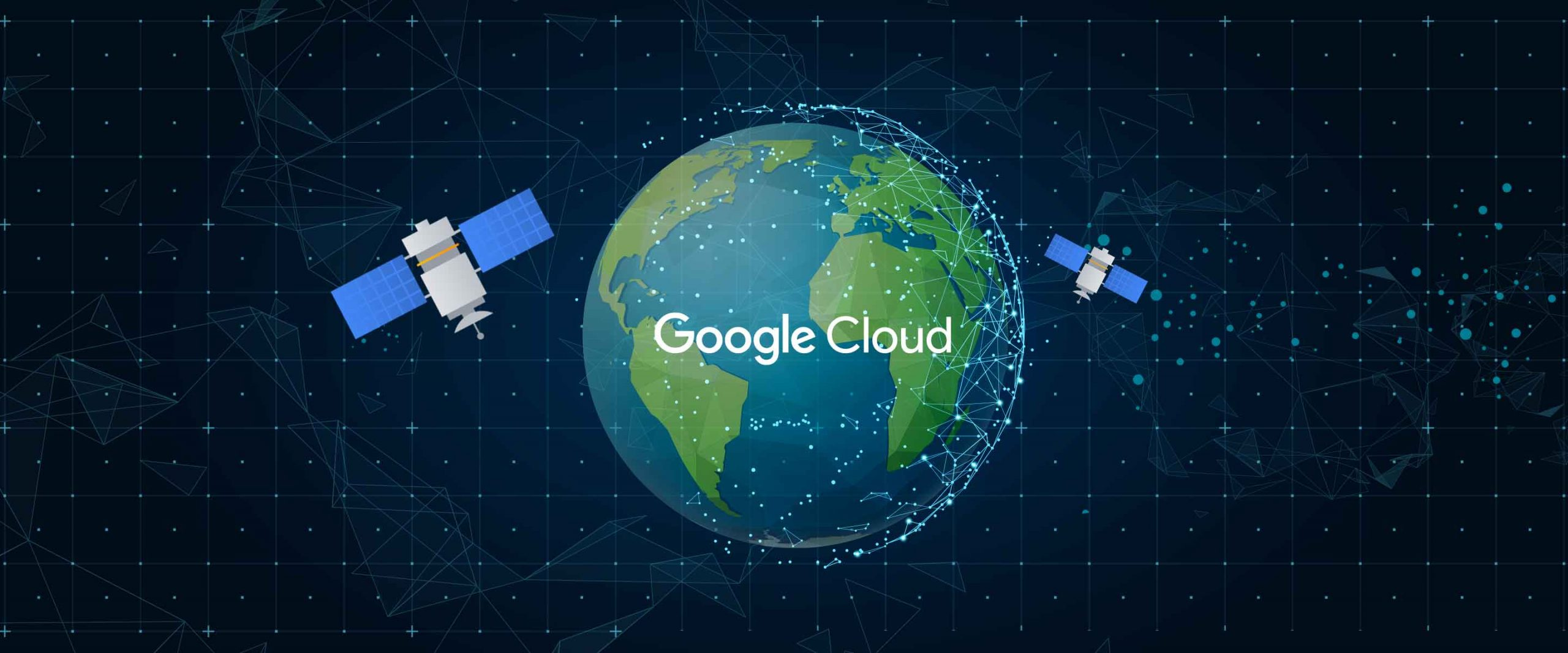 Leaf Space: Enabling next-gen satellites on Google Cloud
