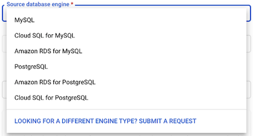 MySQL major version upgrade using Database Migration Service